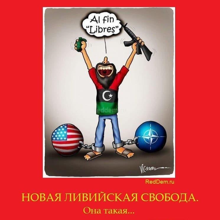 НОВАЯ ЛИВИЙСКАЯ СВОБОДА.
