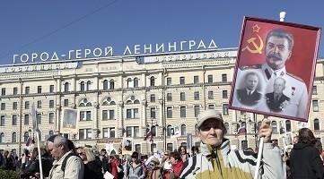 Сталин на бессмертном полку